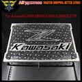 Nueva llegada 2016 para kawasaki z750 z800 zr800 z1000 z1000sx acero inoxidable protector de la parrilla del radiador de la motocicleta de protección