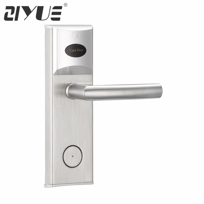 T57 T5577 Card Electronic Digital Electric Hotel Lock Hotel RFID Card Door Lock System with Full System Support rfid t5577 hotel lock hotel lock system sample comes with a test t5577 card