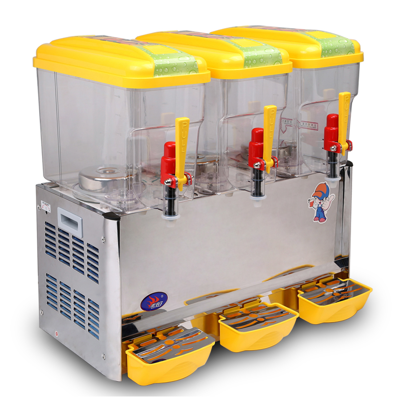 JKL Free shipping supply the 3 tanks of commercial slush Machine / Snow melting machine Cold Drink Dispenser