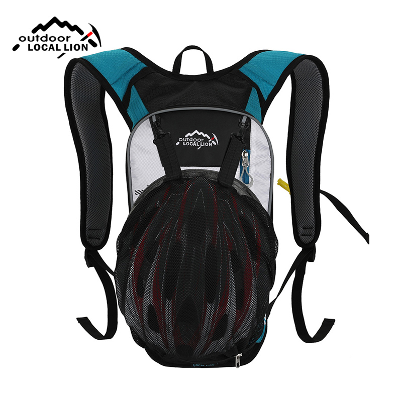 Sports & Entertainment Provided Waterproof Nylon Outdoor Breathable Mountaineering Bag Diamond Lattice Folding Backpack Wear Shoulder Bag