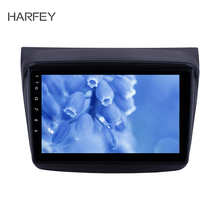 "Harfey Car Multimedia player 2din 9"" Android 8.1 car GPS Radio for MITSUBISHI PAJERO Sport/L200/2006  Triton/2008  PAJERO 2010"