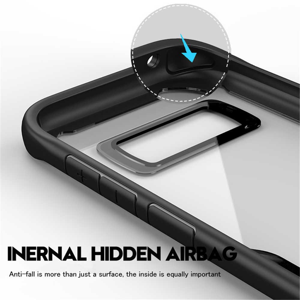 Прозрачный противоударный силиконовый чехол-рамка для huawei P20 P30 Pro mate 10 20 Lite Nova 4 3 3i 3E P Smart Plus Y6 2018 Y7 Y9 2019