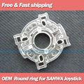 1x New OEM GT-8F Round Ring Arcade joystick Circular base For Original Sanwa joystick Games Mame Parts