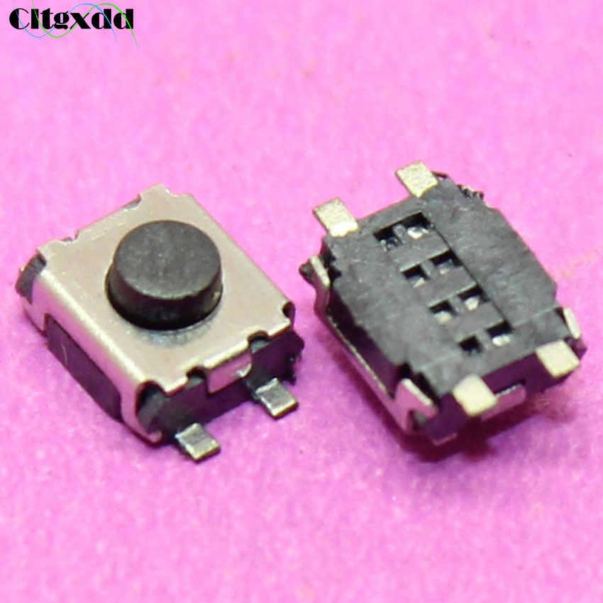 Cltgxdd 1 ~ 100 pièces 3*4*2mm SMD interrupteur 4 broches tactile ON/OFF Micro interrupteur bouton poussoir interrupteurs 3x4x2 H Mini boutons