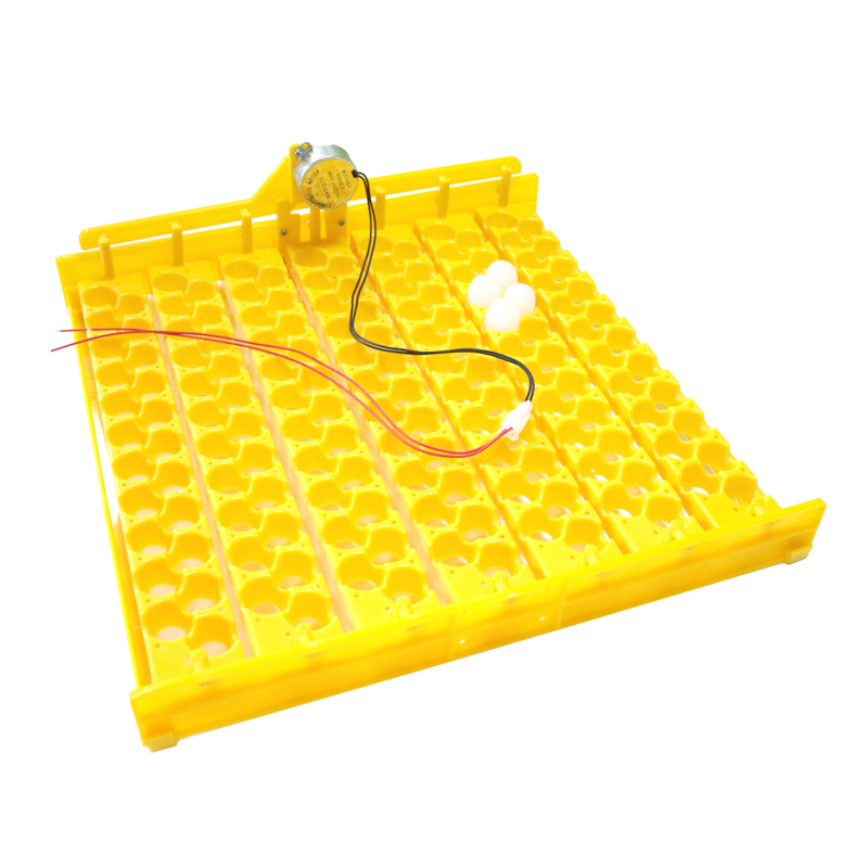 154 Pigeon Quail Parrot Eggs Turn Tray Incubator Egg Tray Automatically Turn The Eggs 7 * 22 Holes Incubation Equipment