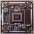 """Ahd-m 1280x720 1/3 """"sony exmor cmos sensor de imagem + nvp2431 imx225 cctv módulo de câmera pcb placa"""