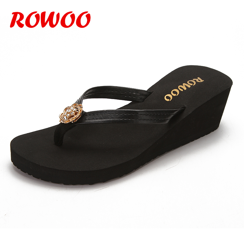 Casual Ladies Slippers Women Summer Flip Flops Shoes Sandals Fashion Flat Female Slipper indoor & outdoor Beach Flip-flops Women women summer slippers striped pattern indoor outdoor beach flip flops shoes women ladies wedges platform flip flops zapatos