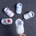 Soft Sole Girl Boy Baby Shoes Cotton First Walkers Fashion Kids Toddler Shoes Faux Leather Prewalker Shoes  Z456