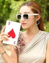 2017 neue spade herz herzen Poker Pack acryl hand tasche party königin Ein braut weiblichen Handtasche Tasche