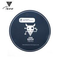 3D Printer Part TEVO Little Monster Delta Heatbed Sticker 348mm Round Sticker Special Coarse Sand Pc