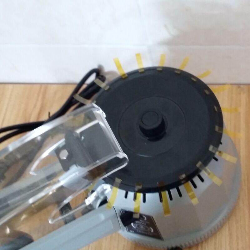 Enchufe de CA 220V / 110V Eu; Máquinas dispensadoras de cinta - Accesorios para herramientas eléctricas - foto 6