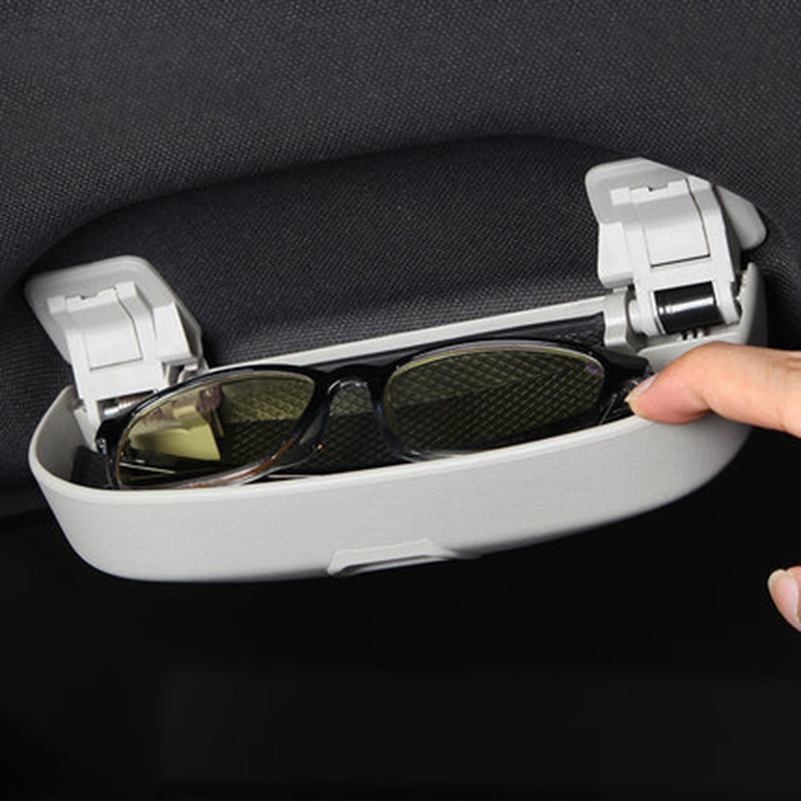 Car Sun Glasses Case Holder Storage Box For Mercedes Benz AMG W203 W204 W205 S204 C204 W212 A124 A207 X204 GLK GLC GLE C E Class auto fuel filter 163 477 0201 163 477 0701 for mercedes benz