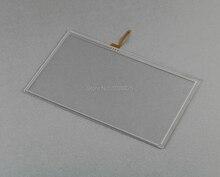 5 unids/lote de pantalla táctil de Panel de cristal digitalizador de alta calidad para Nintendo WII U Gamepad WIIU controlador