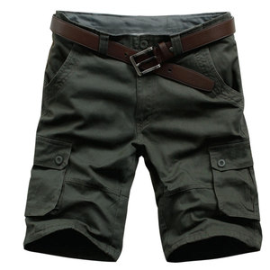 Image 3 - New Arrival High Quality Men Camouflage Cargo Bermuda Casual Shorts Multi Pockets Tactical Military Shorts For Men