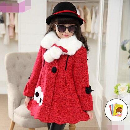 1af8df322568 children s clothing autumn winter outerwear baby girls woolen ...