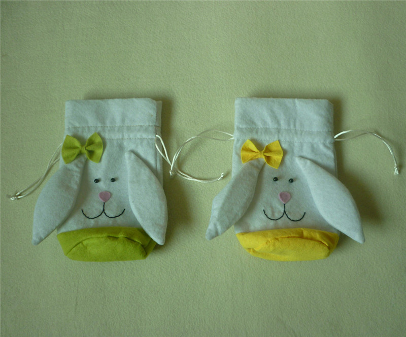 2 packset easter gift bag treat pattern cloth bag large size cute 2 packset easter gift bag treat pattern cloth bag large size cute bunny gift tote bag party favors candies with drawstring hot in gift bags wrapping negle Images