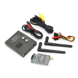Image 2 - 48Ch 5.8G 600mw 5km Wireless AV Transmitter TS832 Receiver RC832 for FPV Multicopter RC Aircraft Quadcopter Wholesale Dropship