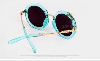 Round Mirror Kids Sunglasses  4