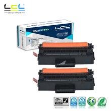 LCL MLT-D103L MLT-D103S 2500 Pages (2-Pack Black) Toner Cartridge Compatible for Samsung SCX-4729FW/SCX-4728FD/SCX-4729FD