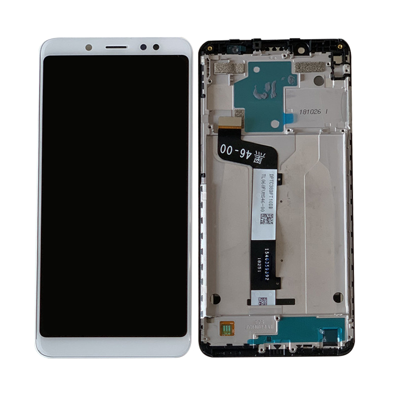 "Image 2 - Original M&Sen For 5.99"" Xiaomi Redmi Note 5 Redmi Note 5 Pro LCD Screen Display With Frame+Touch Screen Panel Digitizer-in Mobile Phone LCD Screens from Cellphones & Telecommunications"