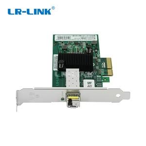 Image 4 - LR LINK 9710HF TX/RX 2 CHIẾC PCI Express 4X Gigabit Ethernet Mạng Quang Máy Chủ Adapter LAN thẻ intel I350 NIC