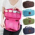 Travel Pouch Set Multifunctional Underwear Bra Storage Portable Bra Underwear Pouch Travel Wash Organizer Bag