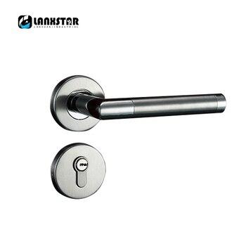 Manufacturers Selling Variety European Style High Grade Stainless Steel Lock Handle Split Locks Mechanical Mute Door-locks