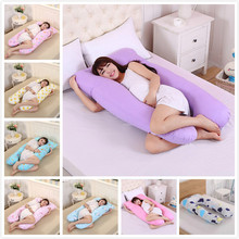 Multifunctional Maternity Comfortable Pregnant Pillow Pregnancy Removable U-Shaped Total Body 10 style