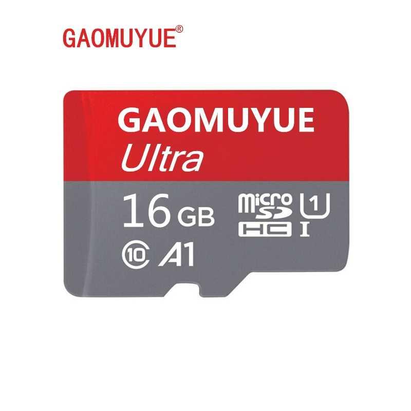 GAOMUYUE1 tarjeta de memoria + envío como regalo tarjeta micro sd 16gb 32gb 64gb mini microsd tf tarjetas 128gb XC 256GB U3 UFO7