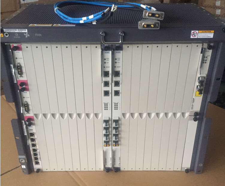 Communication Equipments Fiber Optic Equipments Hua Wei Ma5680t With 2*scun 2*x2cs 2-ports 10ge Uplink Olt Card 2*prte