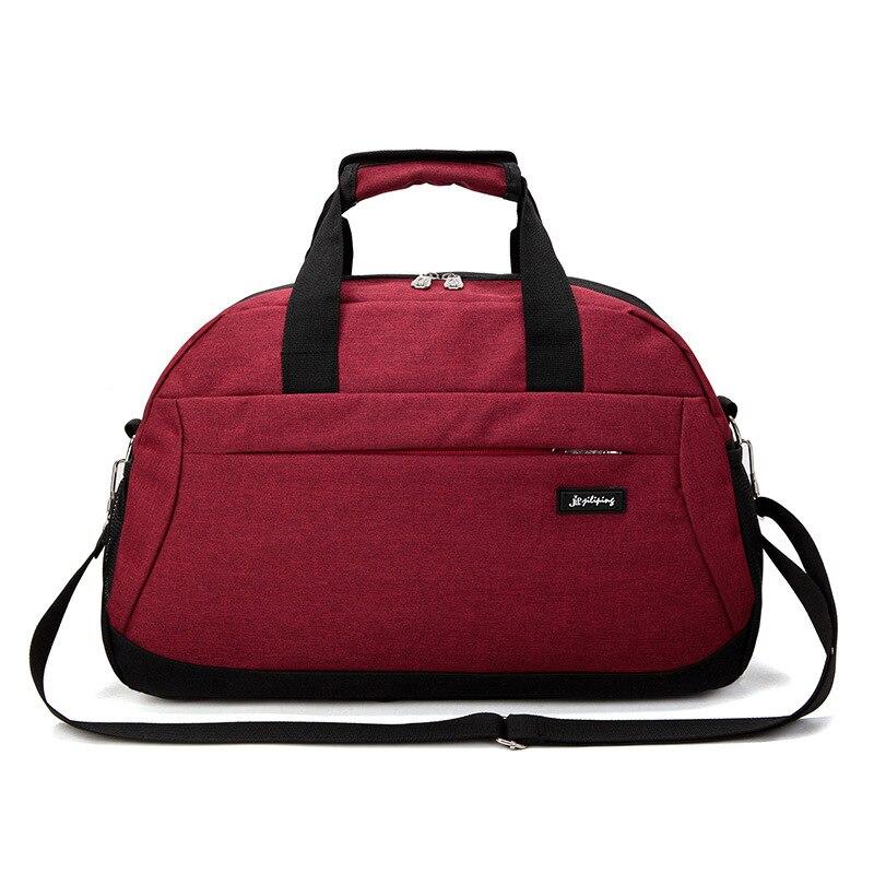 Новинка, корейские повседневные дорожные сумки, мужские дорожные сумки, нейлоновые дорожные сумки, вместительные сумки для багажа, сумки для путешествий