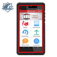 Original Launch auto scanner X431 Pro MiNi Online Update from X431 V OBD2 emissions Analyzer for Full System Brake/Oil/SAS/DPF