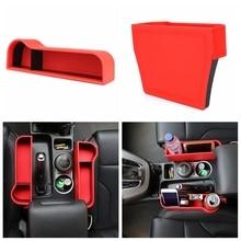 Коробка для хранения сиденья Gap кожаный чехол Карманный автокресло кошелек может быть загружен телефон монеты сигареты ключи карты чашки для jeep