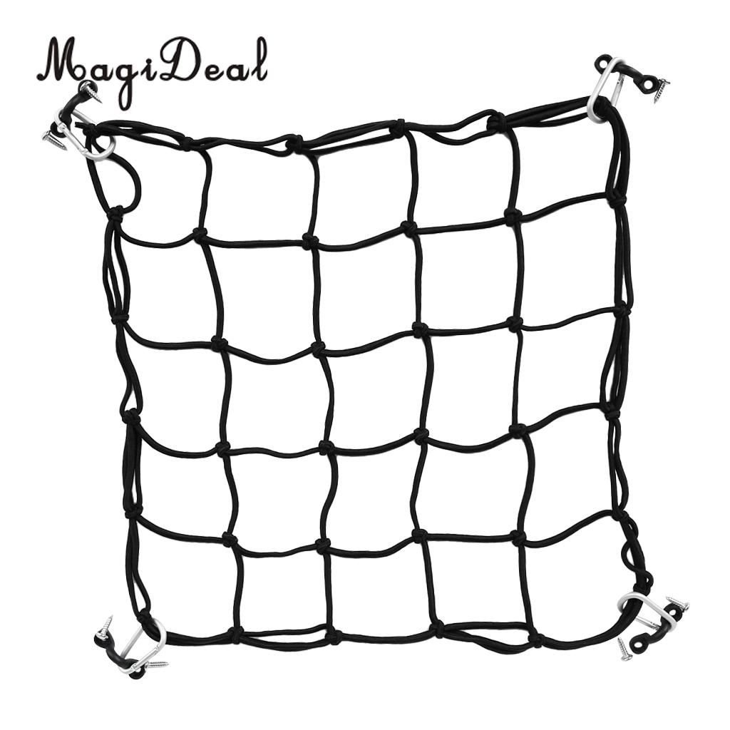 Magideal Top Quality Kayak Deck Cargo Bungee Net With Pad