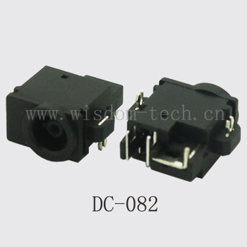 Free shipping 500pcs DC Power connector for Samsung R60 R70 R71 Laptops Power terminal DC-082