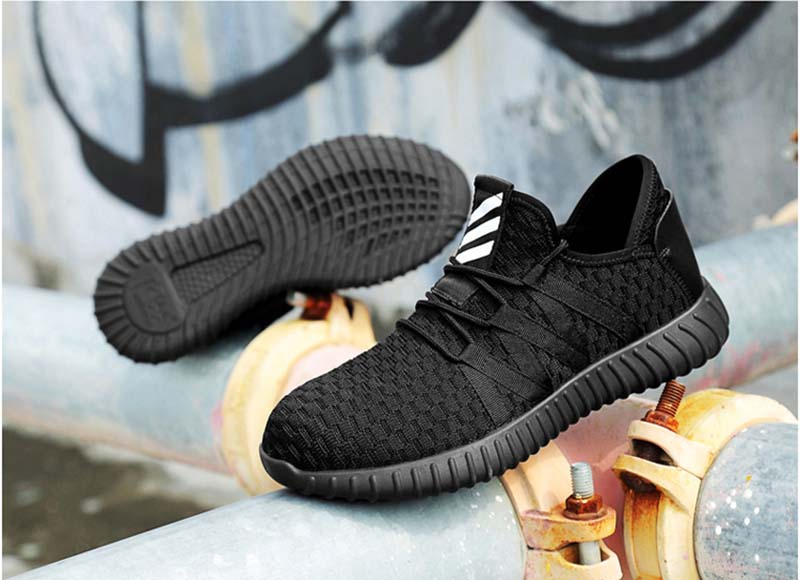 New-exhibition-men-Fashion-Safety-Shoes-Breathable-flying-woven-Anti-smashing-steel-toe-caps-Kevlar-Anti-piercing-mens-work-Shoe (21)