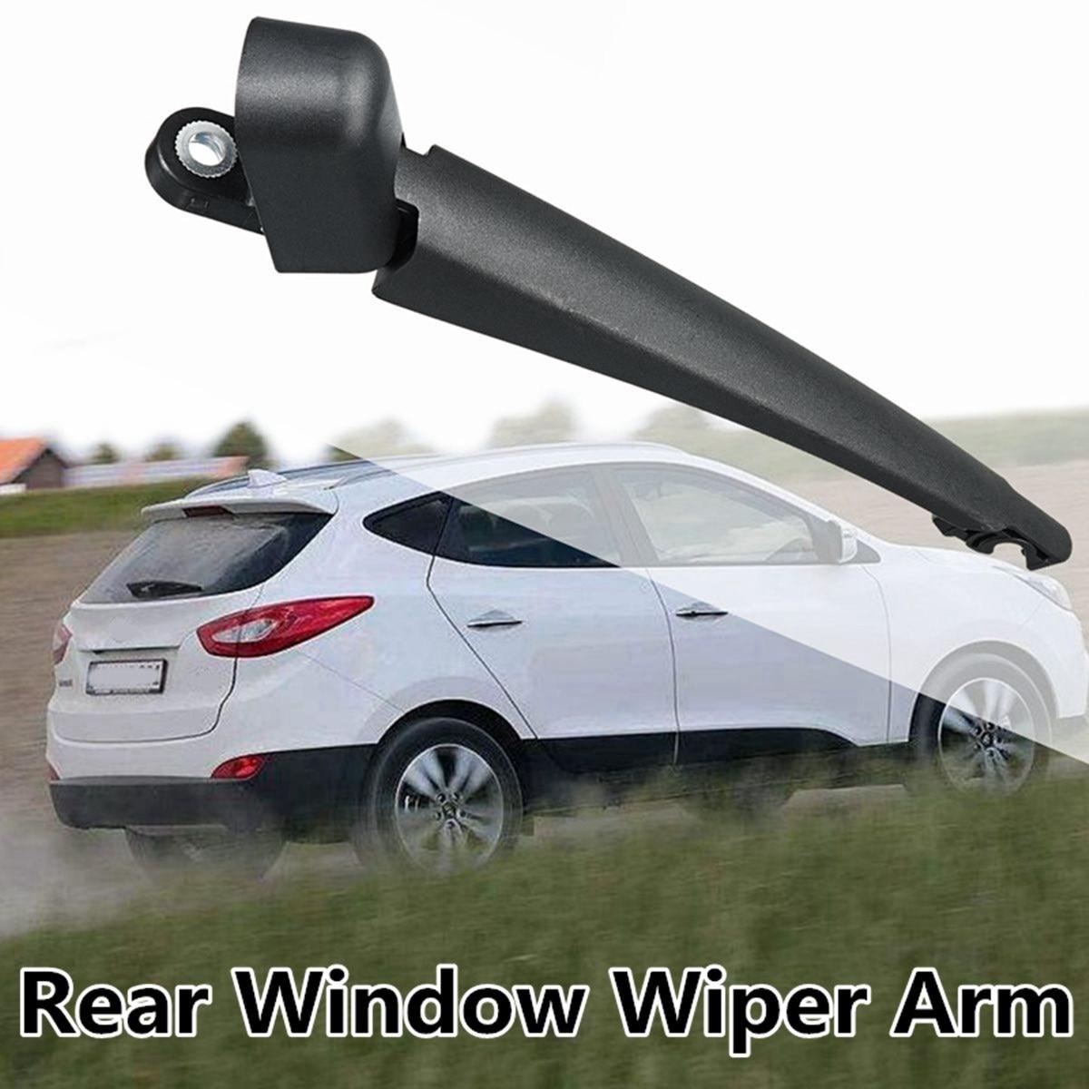 1Pcs Rear Window Windscreen Wiper Arm & Cap For Hyundai Tucson ix / ix35 2010-2015 988111H000
