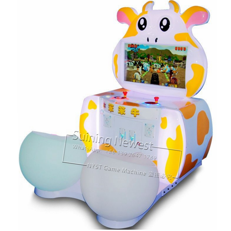 Suining Newest NYST Kids Adults Amusement Park Equipment Coin Operated Video Games Tickets Redemption Arcade Game Machine