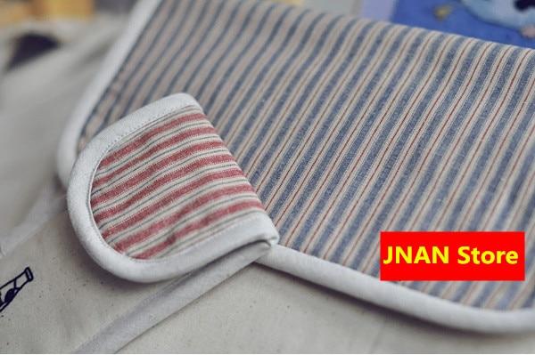 50 см x 70 см DIY Япония маленькая ткань группа окрашенная пряжа ткань, для шитья ручная работа пэтчворк Квилтинг, сетка полоса точка 240 г/м