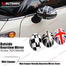 1 пара MK2 Mini Cooper боковые зеркала заднего вида крышка Кепки ABS Пластик, для ручного Зеркала и электроустановочное Зеркала, r55 R56 R57 R60 R61