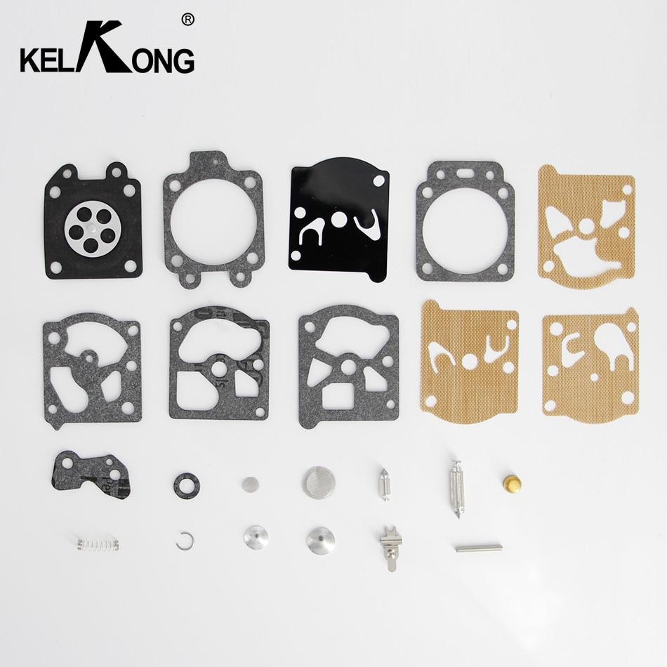 KELKONG Carburetor Walbro Carb Repair Kit For STIHL HS72 HS74 HS76 HS75 HS80 HS85 K20-WAT K20 WAT 2016 new carburetor carb rebuild repair kit k10 wyb for srm 260 srm 261 trimmer replacement k20 wyj type