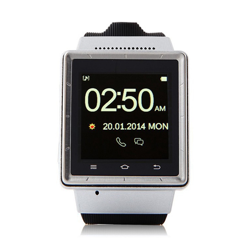 ZGPAX Android Smart Watch with Camera 3G Watch Phone with MTK657 Bluetooth font b Smartwatch b