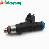 4Pc 0280158055 Fuel Injector Nozzle For GMC Ford Explorer Mustang Ranger Mazda B4000 Mercury Mountaineer For