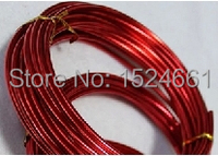 Free Shipping Silver Plated Aluminum Wire Craft Jewelry Making 2mm Sold Per Lot Of 1ROLL 10M