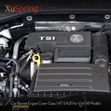 PER VW Octavia Touran Tiguan Golf7 Per Seat Leon MK3 1.4 T EA211 Copertura Del Motore Cofano Cap 04E103925H 04E103932D