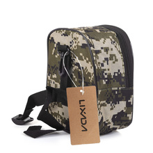 Lixada Small Fishing Bag Medium Fishing Gear Bag Multi-function Fishing Reel Protective Bag Pouch Cover Fishing Tackle Pesca