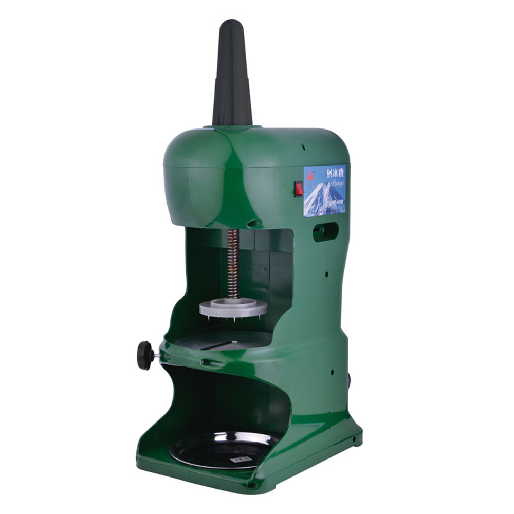 Mini electric ice shaving machine ice shaver crusher snow cone maker commercial ice shaver snow cone maker ice crusher block shaving machine