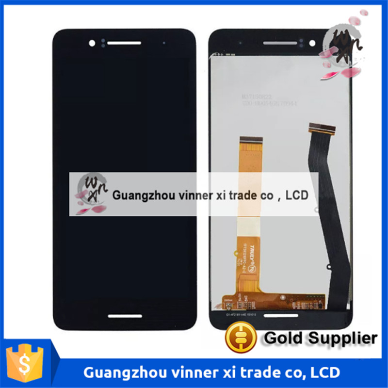 Tested LCD screen display+ touch panel digiziter For HTC desire 728 728G White or Black free shipping lcd screen display touch panel digitizer with frame for htc one m9 black or silver or gold free shipping