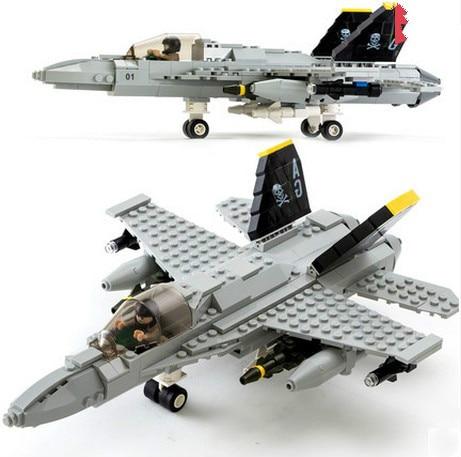 Jigsaw puzzle fighter building block toy boy plane solar military transport plane baron p320 jigsaw puzzle building blocks environmental diy toy