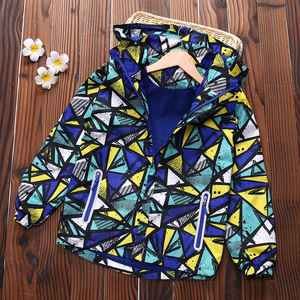 Image 3 - Waterproof Child Coat Baby Boys Girls Jackets Warm Children Outerwear Clothing Detachable Cap Polar Fleece For 3 16 Years Old